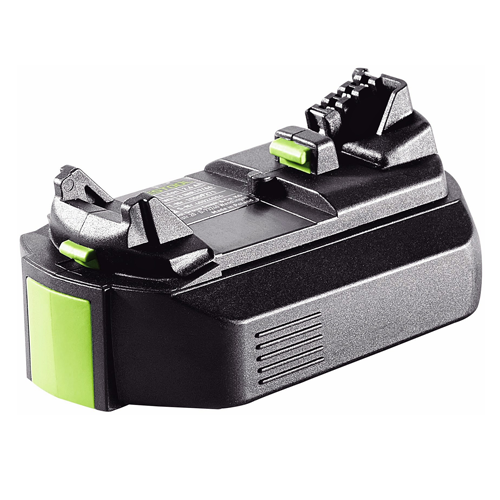 Festool 500385 Compact 18 Volt Li-Ion Battery, 2 6 Ah