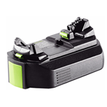 Festool 500385 Compact 18 Volt Li-Ion Battery, 2.6 Ah
