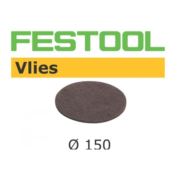 Festool 201128 D150 Vlies 800 Super-Fine Sanding Discs, 10 ct