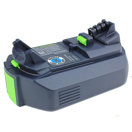 Festool 500243 10 8 Volt Li-Ion Battery, 2 6 Ah