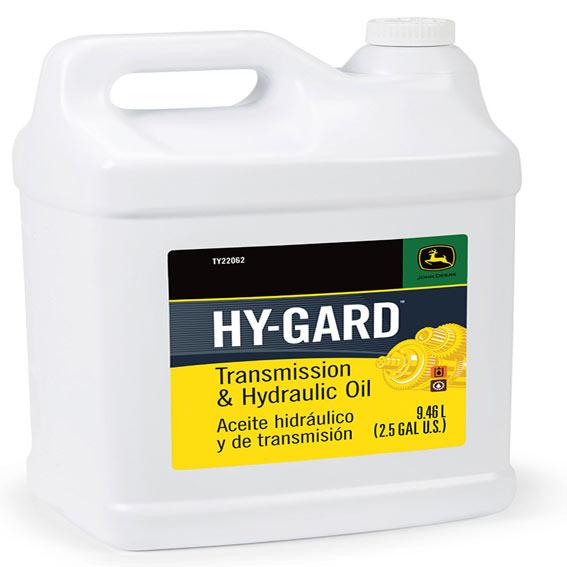 John Deere TY22062 Hy-Gard Transmission & Hydraulic Oil, 2.5 Gallons