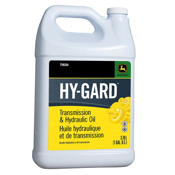 John Deere TY6354 Hy-Gard Transmission & Hydraulic Oil, 1 Gallon