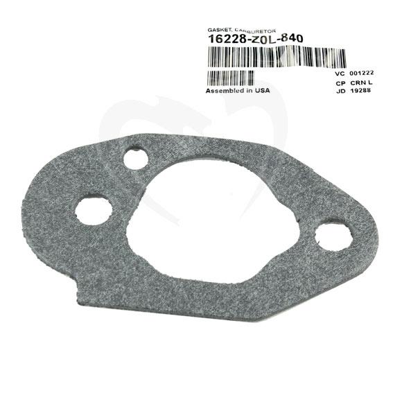Honda 16228-Z0L-840 Gasket