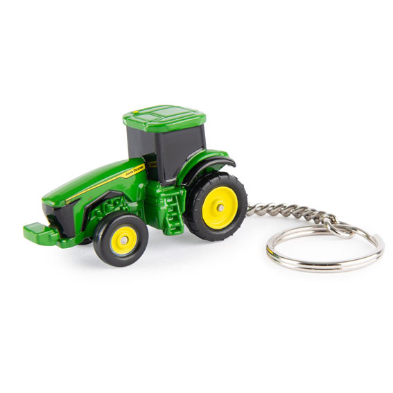 Ertl LP74855 John Deere 8R 410 Tractor Key Chain