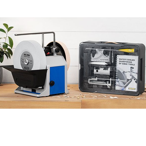 Tormek T-8 Sharpening System Holiday Bundle