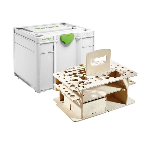 Festool 205518 SYS3 HWZ M337 Tool Organizer Systainer