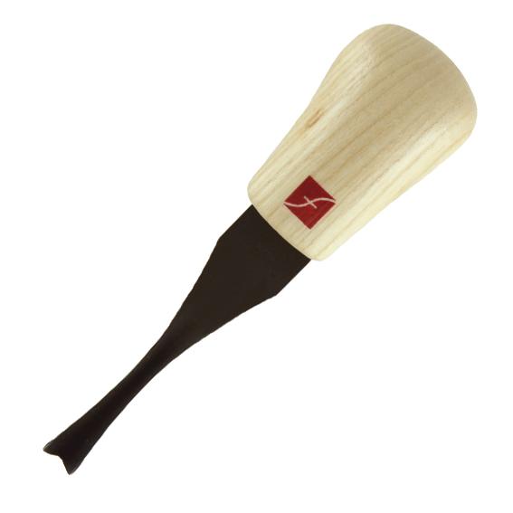 Flexcut FR403 Palm Carving V-Tool, 70 Deg. x 3/8