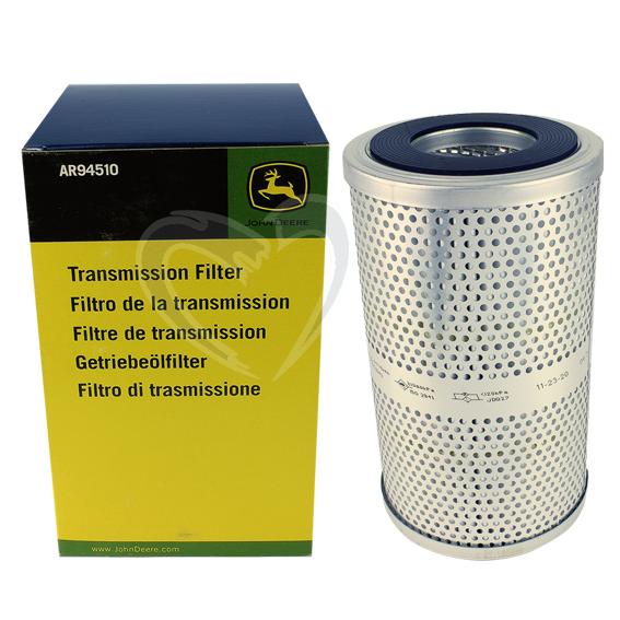 John Deere AR94510 Transmission Filter