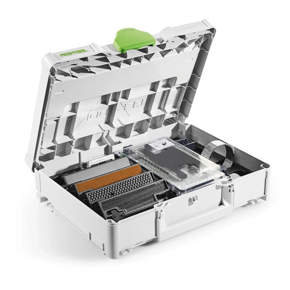 Festool 576790 Carvex Jigsaw Accessory Kit Imperial - In Systainer