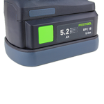 Festool 769240 Rubber Battery Bumper - In Use