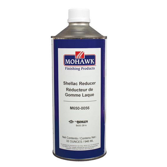 Mohawk M650-0056 Shellac Reducer, Quart