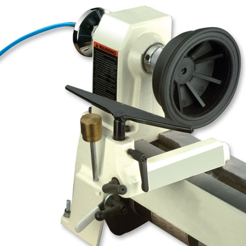 HOLD FAST 6 INCH VACUUM CHUCK SYSTEM - 1-1/4 INCH X 8 TPI