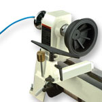 Hold Fast 6 Vacuum Chuck System, 1-1/4 x 8 TPI