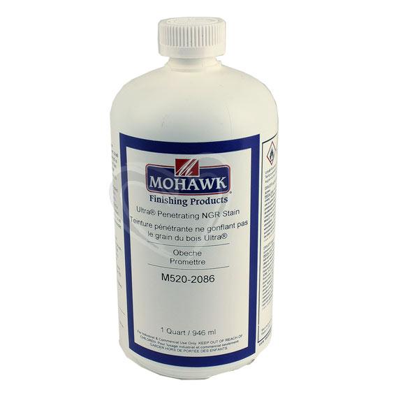 Mohawk M520-2086 Ultra Penetrating NGR Stain Obeche, Quart