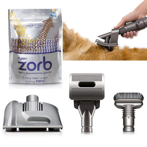DYSON GROOM TOOL AND CLEAN UP KIT