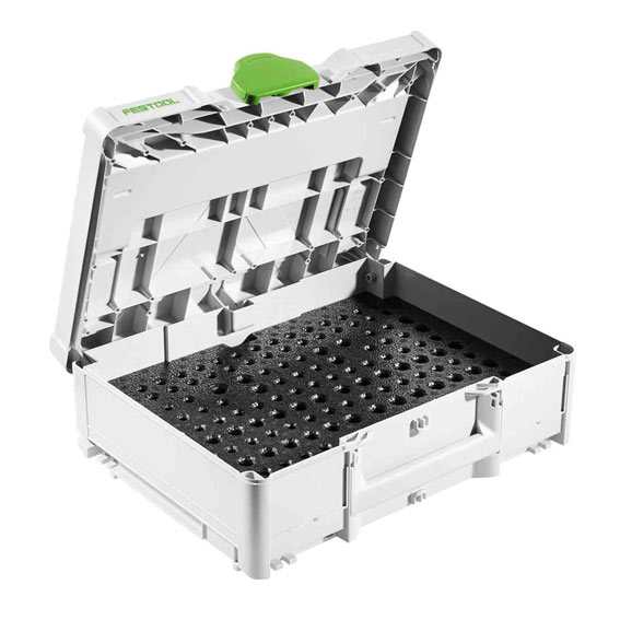 Festool 576835 Router Bit Systainer3 SYS3-OF D8/D12