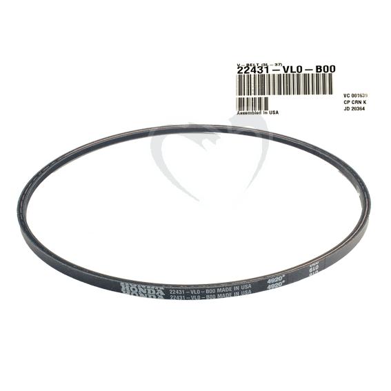 Honda 22431-VL0-B00 V-Belt
