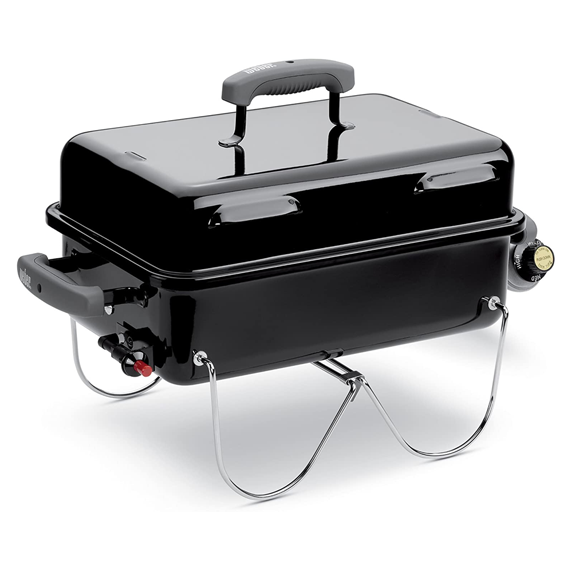 Weber 1141001 Go-Any-Where Gas Grill