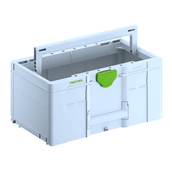 Festool 204868 Systainer3 ToolBox SYS3 TB L 237