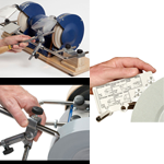 Tormek #BGK250 Bench Grinder Starter Kit