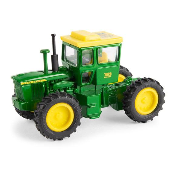 Ertl LP77270 1:64 Scale John Deere 7020 Tractor w/FFA Logo