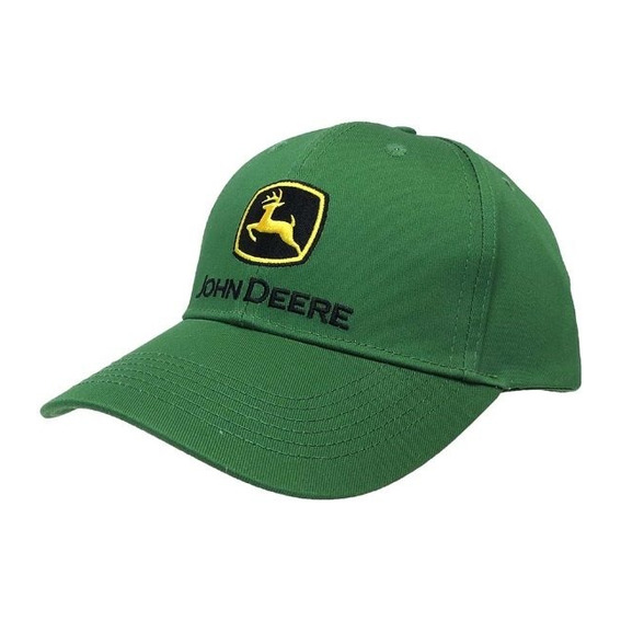 John Deere LP36625 Men's Green C & F Cap