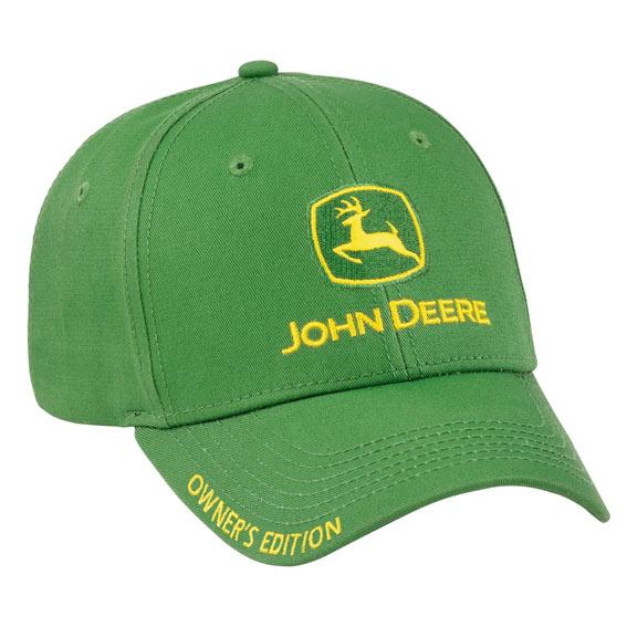 John Deere LP70010 Green Owners Edition Cap