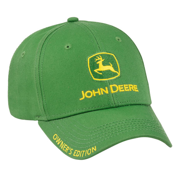 John Deere LP70010 Green Owners Edition Cap
