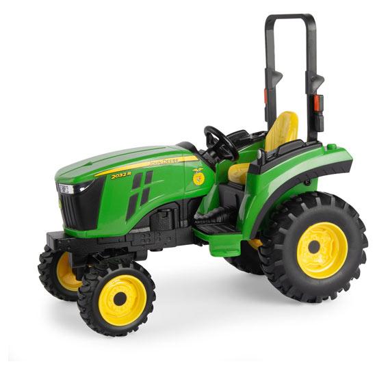 Ertl LP77271 1:16 Scale John Deere 2032R Tractor w/FFA Logo