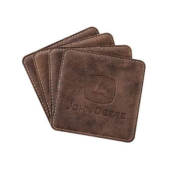 John Deere LP76898 4 Piece Coaster Set