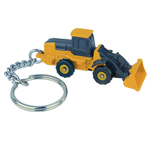 ERTL JOHN DEERE WHEEL LOADER KEY CHAIN