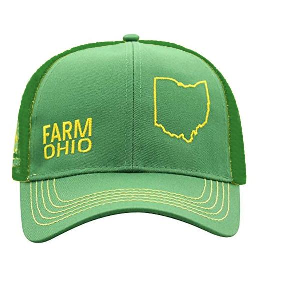 John Deere LP75910 Farm Ohio Cap