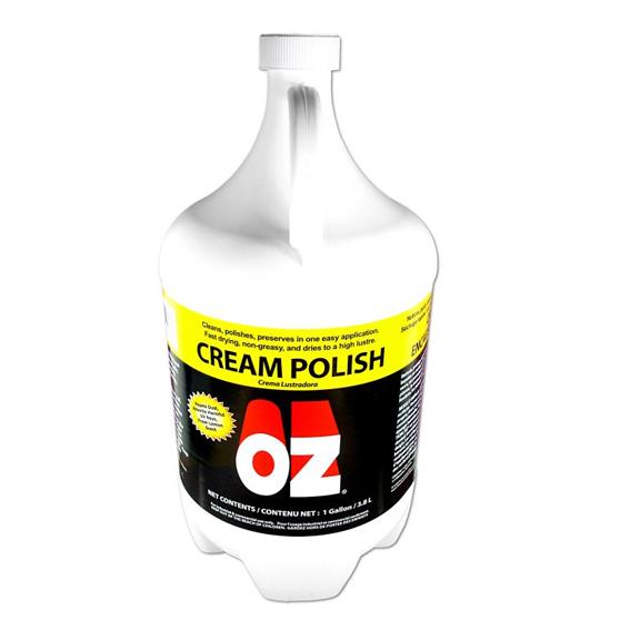 Mohawk M860-0007 OZ Cream Polish, Gallon
