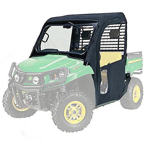JOHN DEERE #LP37050 XUV 550 OPS SOFT CAB - 2 PASSENGER BLACK
