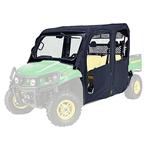 John Deere #LP37052 XUV 550 S4 OPS Black Soft Cab, 4 Passenger