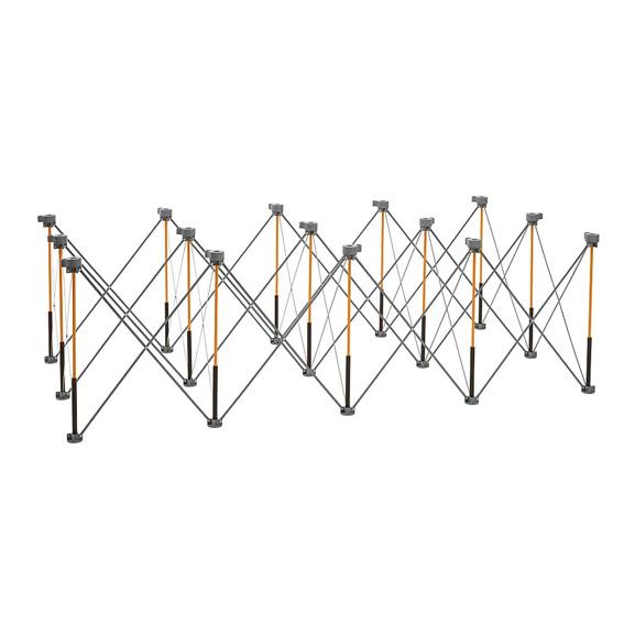 Bora CK15S Centipede 4 x 8 Work Support Stand - Open