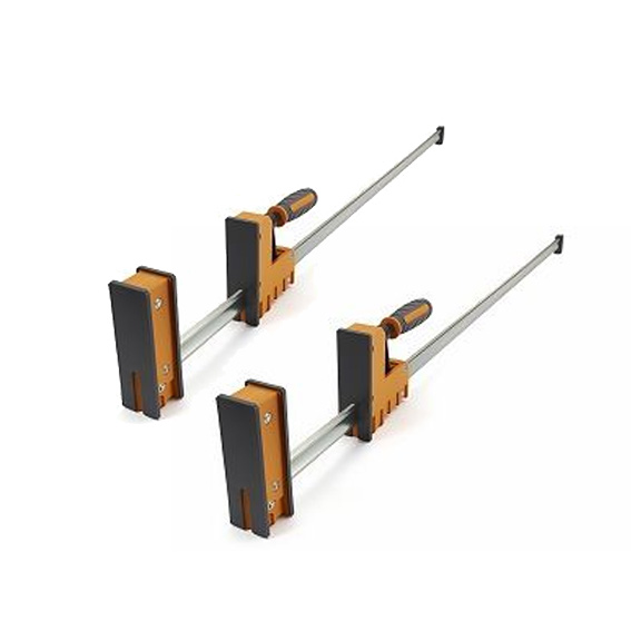 Bora 50-Inch Parallel Clamps, 2 ct