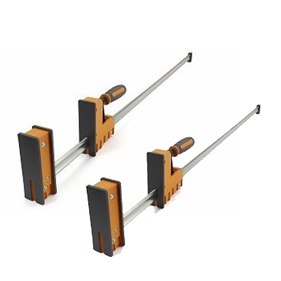 Bora 24-Inch Parallel Clamps, 2 ct