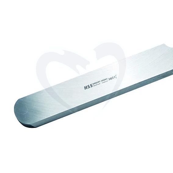 Sorby 8004 Full Round Scraper Blade, 1-1/2