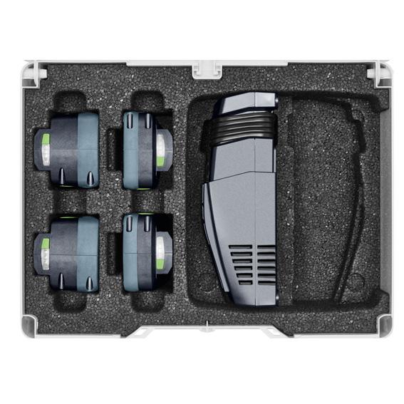 Festool 577080 Energy Set - Inside View