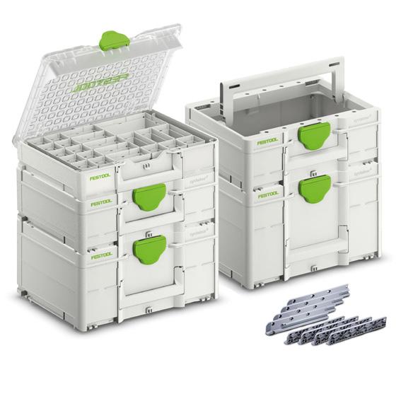 Festool 577081 Systainer3 Starter Set