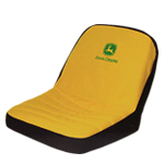 John Deere LP92324 Seat Cover for Gators & Riding Mowers, Medium