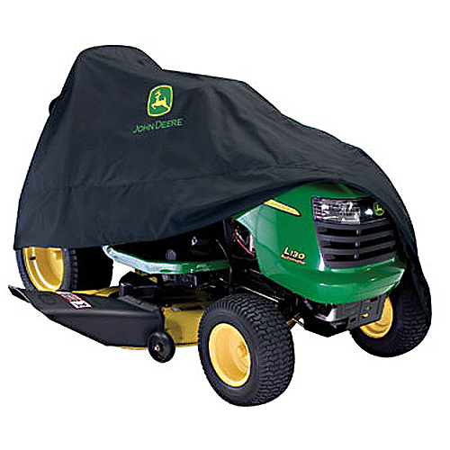 John Deere #LP93647 Deluxe Riding Mower Cover, Large