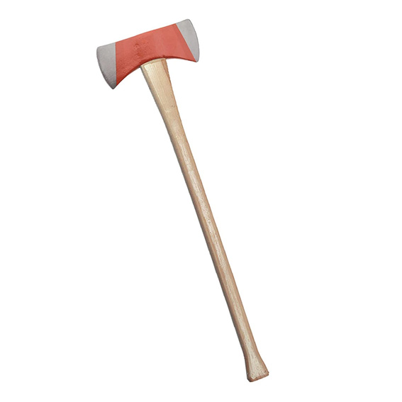 Council Tool 35-2MR 3.5 lb. Michigan Pattern Double Bit Axe, 36 Straight Handle