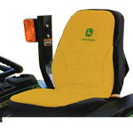 John Deere #LP95233 Seat Cover For Compact Utility Tractors, Large