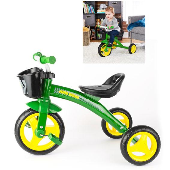 Ertl LP76753 John Deere Green Steel Tricycle
