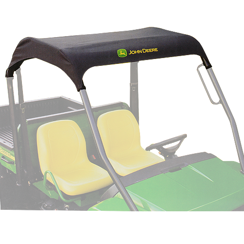John Deere #LP93127 Gator OPS Black Soft Roof