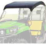 JOHN DEERE #LP37046 XUV 550 OPS SOFT ROOF - 2 PASSENGER - BLACK