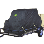 John Deere #LP37042 Trailerable Cover For XUV 550, 4 Passenger