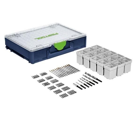 Festool 576932 Systainer3 Organizer Centrotec